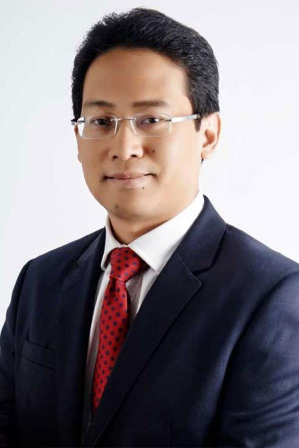 Mr Foo Joon Liang