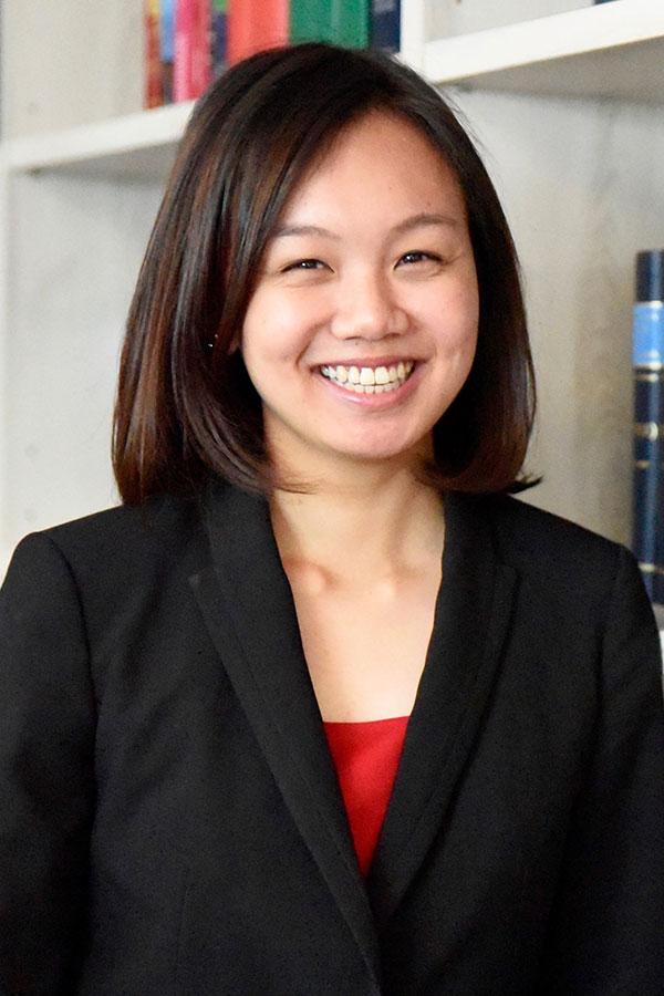 Ms Serene Hiew Mun Yi