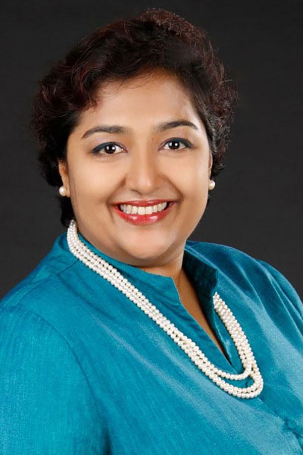 Ms Shanti Abraham